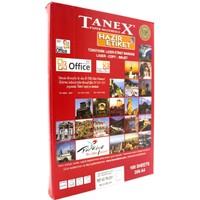 Tanex Düz Kenar Lazer Etiket A4 210*297 Mm