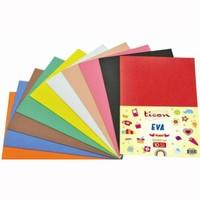 Lino Eva 20X30 10 Renk 2Mm. Yapışkanlı