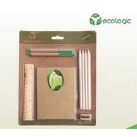 Ecologic Elbls0003 Kırtasiye Seti Blister Bb3034