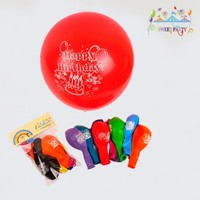 Doğum Günü Balon 10'Lu Paket