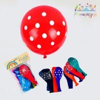 Karışık Baskılı Balon 10'Lu Paket