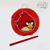 Pinyata Angry Birds + Pinyata Sopası