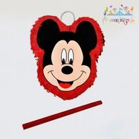 Pinyata Mickey Mouse + Pinyata Sopası