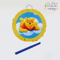 Pinyata Winnie The Pooh + Pinyata Sopası