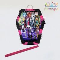 Monster High + Pinyata Sopası
