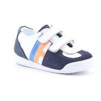 Alibo 3001 %100 Deri Günlük Cırtlı Ortopedik Çocuk Ayakkabı