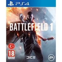 Battlefield 1 Türkçe Menü Ps4 Oyun