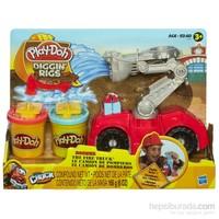 Play Doh İtfaiye Arabası Boomer
