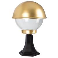 Şanlı Aliminyum Altın Yaldız Boyalı Tas Model Set Üstü