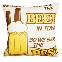 Dolce Home Retro Yastık Best Beer