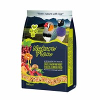 Nature Plan Ballı Meyveli Exotic Finch Yemi 500 gr