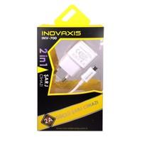 Inovaxıs ( A Kalite ) Ekstra Power Inv-700 Samsung E2 -E3 -E5- E7 2A Güçlü Şarj Aleti