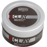 Loreal Homme Clay Güçlü Mat Wax 50Ml
