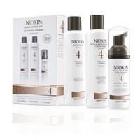 Nioxin System Kit 4 Boyalı Saçlar İçin Yoğunlaştırıcı Set