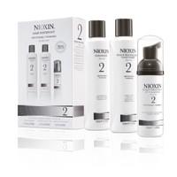 Nioxin System Kit 2 Doğal Saçlar İçin Yoğunlaştırıcı Set
