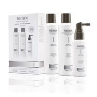 Nioxin System Kit 1 Normal Ve İnce Telli Doğal Saçlar İçin Set