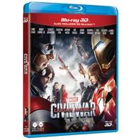 Captain America: Civil War (Kaptan Amerika: Kahramanların Savaşı) (Blu-Ray Disc)