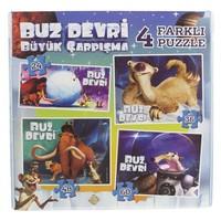 """Ice Age 4""""lü Kutu Puzzle"""