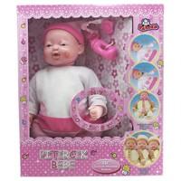 Pıtırcık Bebe Beyaz