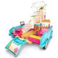 Barbie Köpekçikler Ada Macerası Karavanı DLY33