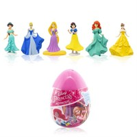 Disney Princess Süriz Yumurta Figür