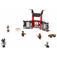 LEGO Ninjago 70591 Kriptaryum Hapishanesi'nden Kaçış