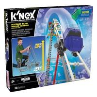 K'Nex Blizzard Blast Roller Coaster Seti (Motorlu) Thrill Rides 54401