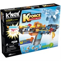 K'Nex K-Force Flash Fire Blaster Yapı Seti (Motorlu) 47010