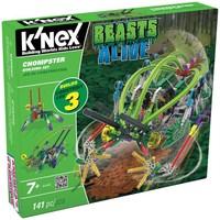 K'Nex Chompster Yapım Seti Beasts Alive 34482