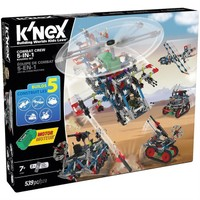 K'Nex 5 in 1 Model Savaş Seti (Motorlu) Building Set 31480