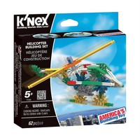 K'Nex Helikopter Building Set 17036
