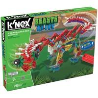 K'Nexosaurus Rex Yapım Seti (Motorlu) Beasts Alive 15588