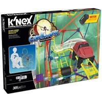 K'Nex Clock Work Roller Coaster Seti (Motorlu) Thrill Rides 15406