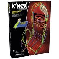 K'Nex Kobra Roller Coaster Seti Thrill Rides 12451