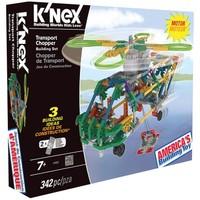 K'Nex Taşıyıcı Helikopter (Motorlu) Building Set 11413