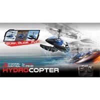 Silverlit Hydrocopter U.K. Helikopter Mavi 2.4G - 3CH Gyro