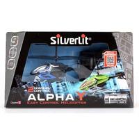 Silverlit Alpha Y U.K. Helikopter Mavi 2CH