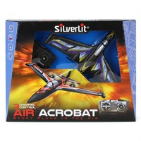 Silverlit Air Acrobat U.K. Akrobasi Uçağı 2.4G - 3CH