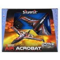 Silverlit Air Acrobat U.K. Akrobasi Uçağı Kırmızı 2.4G - 3CH