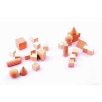 Nani Toys 28 Parça Ahşap Blok Seti