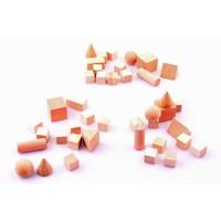 Nani Toys 42 Parça Ahşap Blok Seti