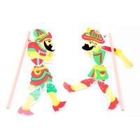 Nani Toys Hacivat Ve Karagöz Oyun Seti