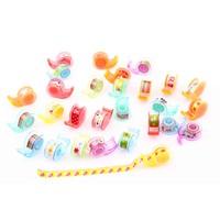 Nani Toys 15'li Renkli Mekanizmalı Bant Paketi