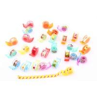 Nani Toys 30'lu Renkli Mekanizmalı Bant Paketi
