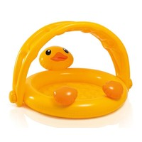 Nani Toys Ördek Gölgelikli Bebe Havuzu
