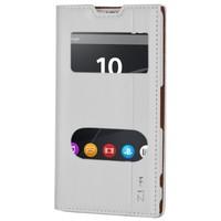 Cep Market Sony Xperia Z1 Compact Kılıf Kapaklı Milano