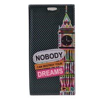 Cep Market Samsung Galaxy S6 Edge Plus Kılıf Desenli (Nobady)
