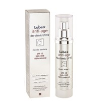 Lubex Anti-Age Day Classic UV10 50ml - Mineralli Gündüz Kremi