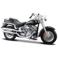 Maisto Harley Davidson 2004 Flstfı Fat Boy 1:18 Model Motorsiklet
