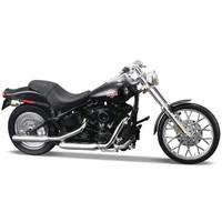 Maisto Harley Davidson 2002 Fxstb Night Train 1:18 Motorsiklet